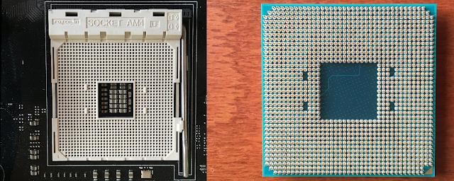 LGA and PGA CPU Sockets