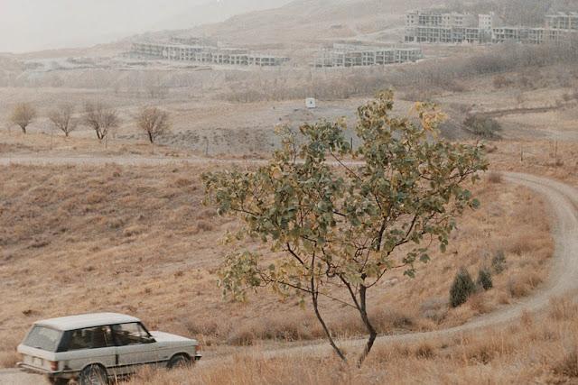 «Вкус вишни», режиссёр Аббас Киаростами