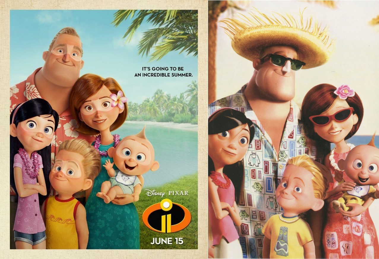 New 'Incredibles 2' Teaser Showcases Bob's New Day-to-Day ...