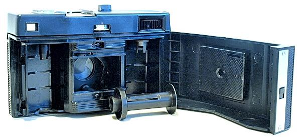Smena 8M, Film box