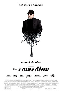 The Comedian Poster