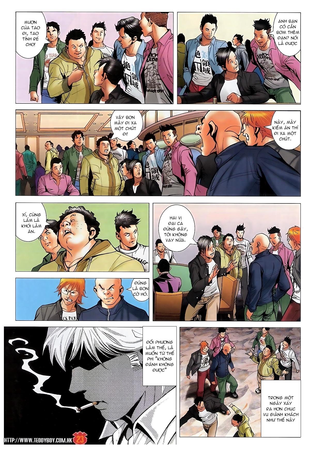 Người Trong Giang Hồ - Chapter 1566: Bốc shit - Pic 22