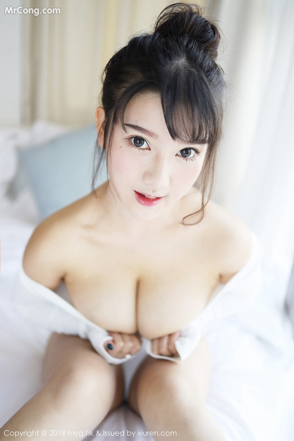Image MyGirl-Vol.342-Xiao-You-Nai-MrCong.com-015 in post MyGirl Vol.342: Người mẫu Xiao You Nai (小尤奈) (41 ảnh)