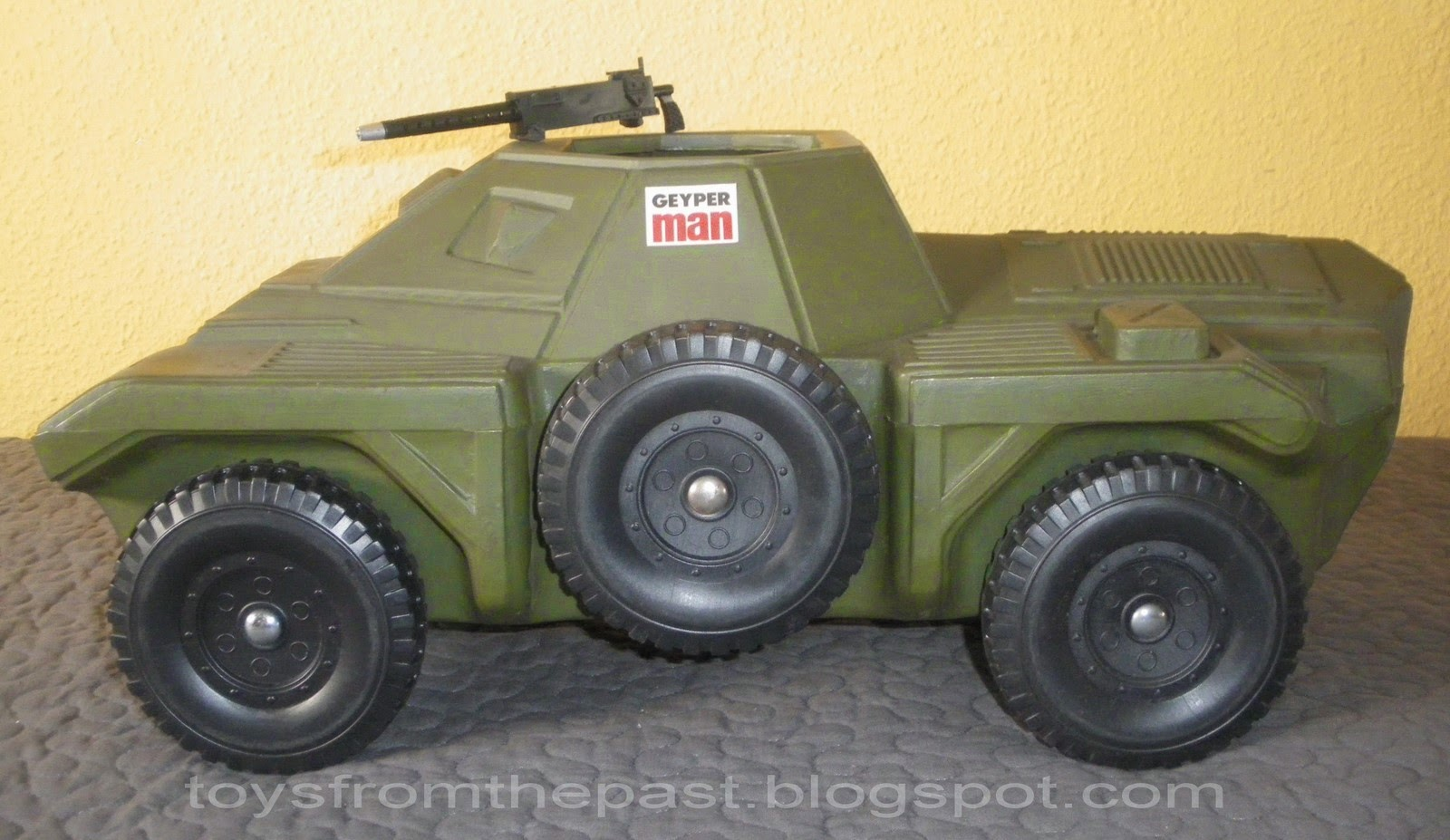 Toys from the Past: #437 ACTION MAN / ADVENTURE TEAM ...