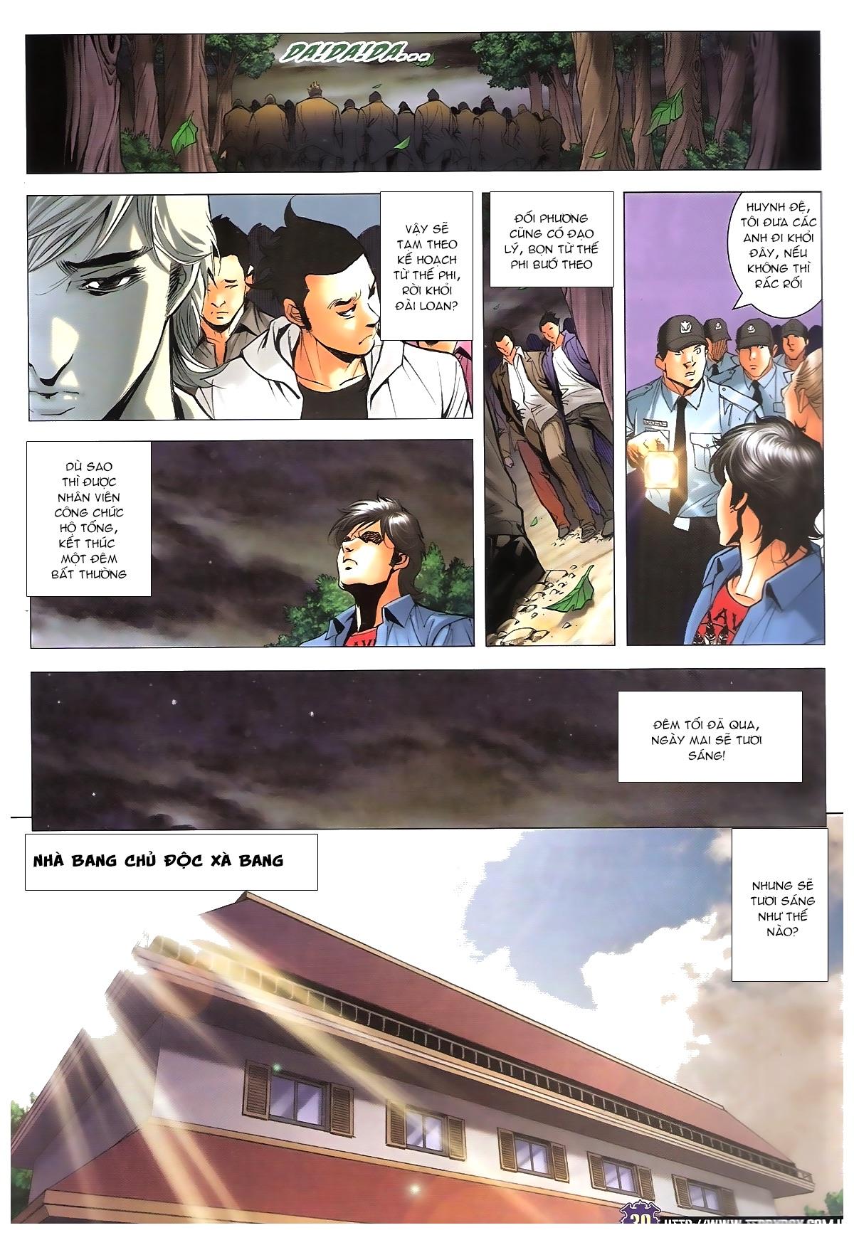 Người Trong Giang Hồ - Chapter 1608: Thần chi Nhất Chiến - Pic 28