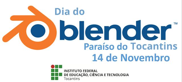 Campus Paraíso do Tocantins do IFTO promove o Dia do Blender