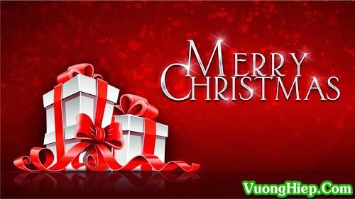 Tin nhắn chúc mừng giáng sinh cực đẹp và dễ thương