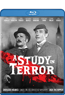 A Study in Terror Blu-ray Review