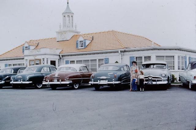 Fotografías de Estados Unidos en los años 50