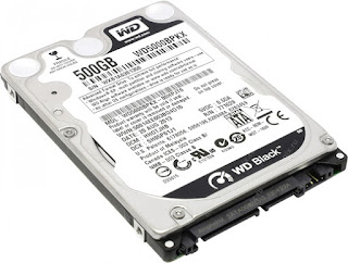 HARD DISK WESTERN DIGITAL 500GB 2.5""