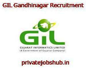 GIL Gandhinagar Recruitment