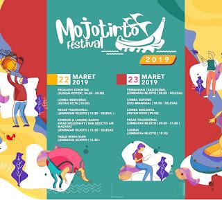 Yuk ! ke Jembatan Rejoto, Ada Festival Mojotirto 2019