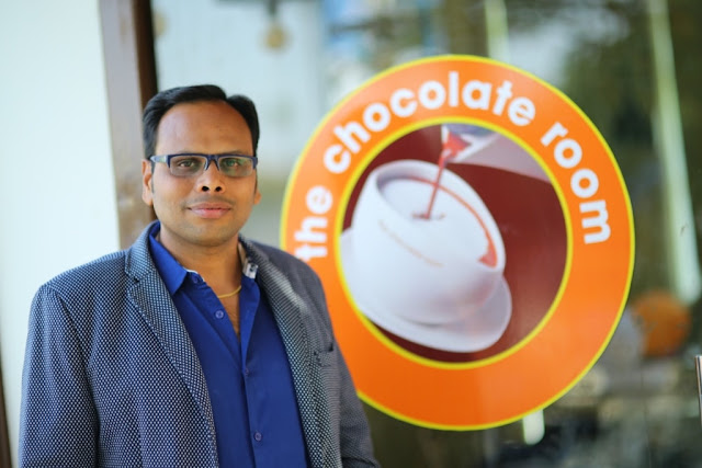 INDIA'S MOST FAMOUS CHAIN OF CHOCOLATE CAFÉ, THE CHOCOLATE ROOM LAUNCHES THEIR 10TH STORE IN HYDERABAD