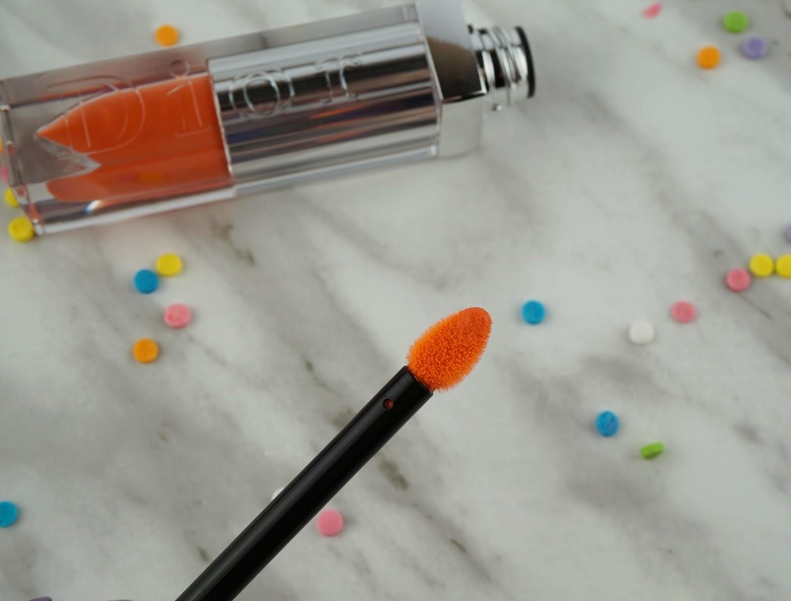 Dior Addict Milky Tint 356 Milky Peach swatch