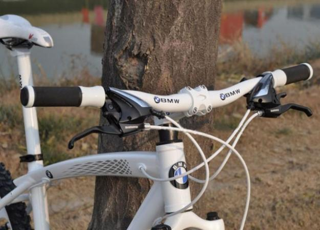 Bmw Mountain View >> My-Jitensha: Pictures of BMW X5 Mountain Bike!