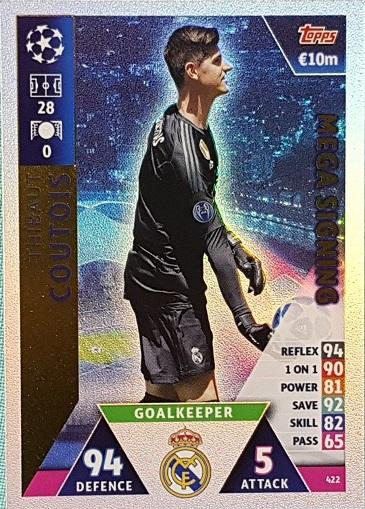 Match Attax-On Demand 2018//19-062-Fulham tendrá Mitrovic