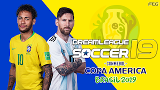 DLS 2019 Copa America Android Offline 300 MB Best Graphics