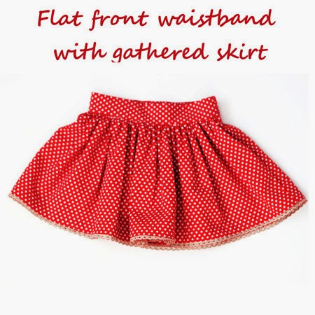 Free gathered skirt dress tutorial