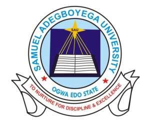 Samuel Adegboyega University Postgraduate Courses 2020/2021
