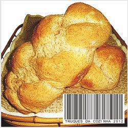 Pão misto caseiro salgado fofinho
