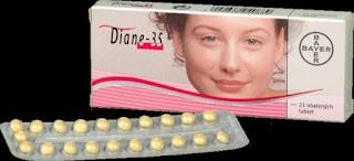 thuốc tránh thai hàng ngày diane 35