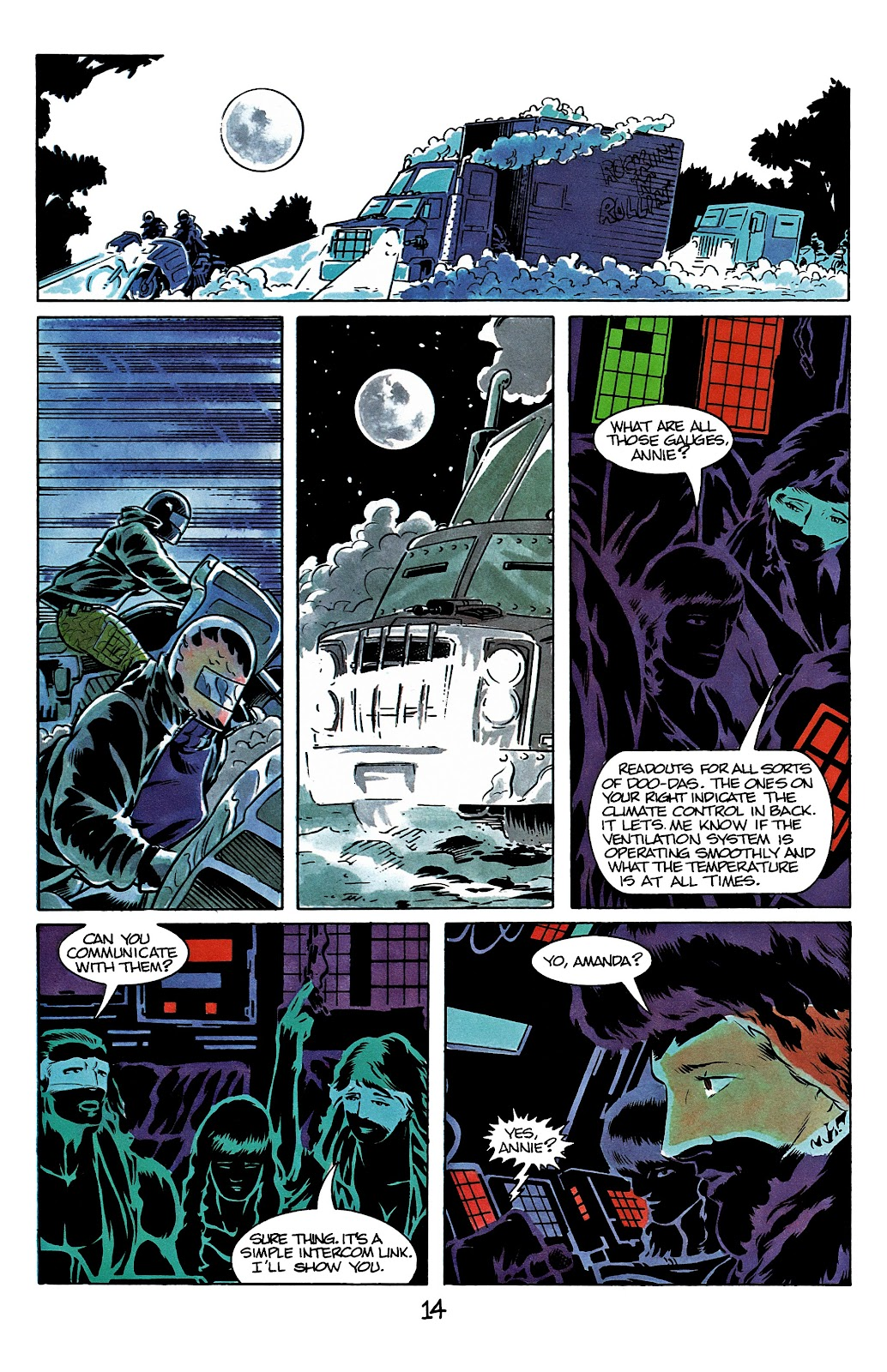 The Terminator (1988) issue 12 - Page 18