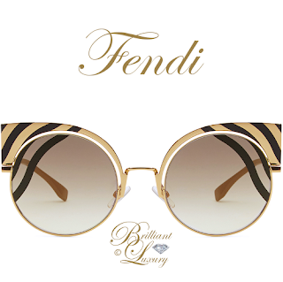 Brilliant Luxury ♦ Fendi Gold Edition 2017