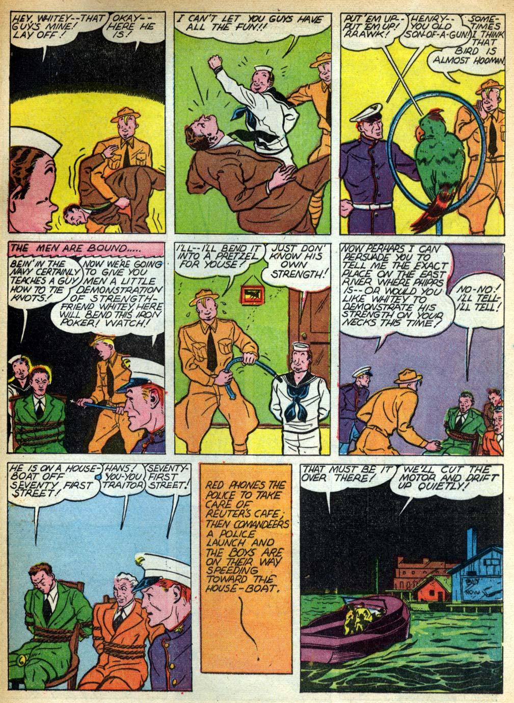 Read online All-American Comics (1939) comic -  Issue #28 - 63