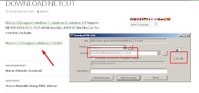 Download Netcut