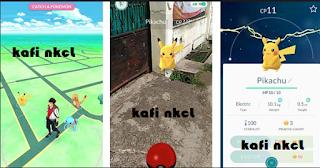Cara Mudah Mendapatkan Pikachu pada Game Pokemon GO 100% Work