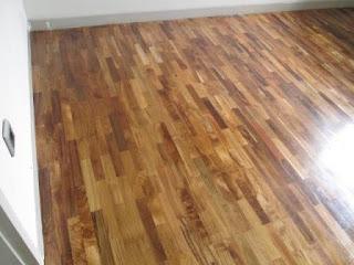 jati parket lantai kayu