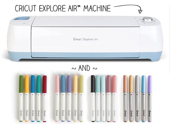 CRICUT EXPLORE AIR ULTIMATE BUNDLE