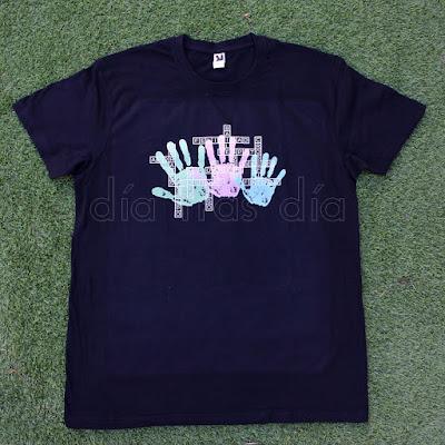 camiseta personalizada día del padre