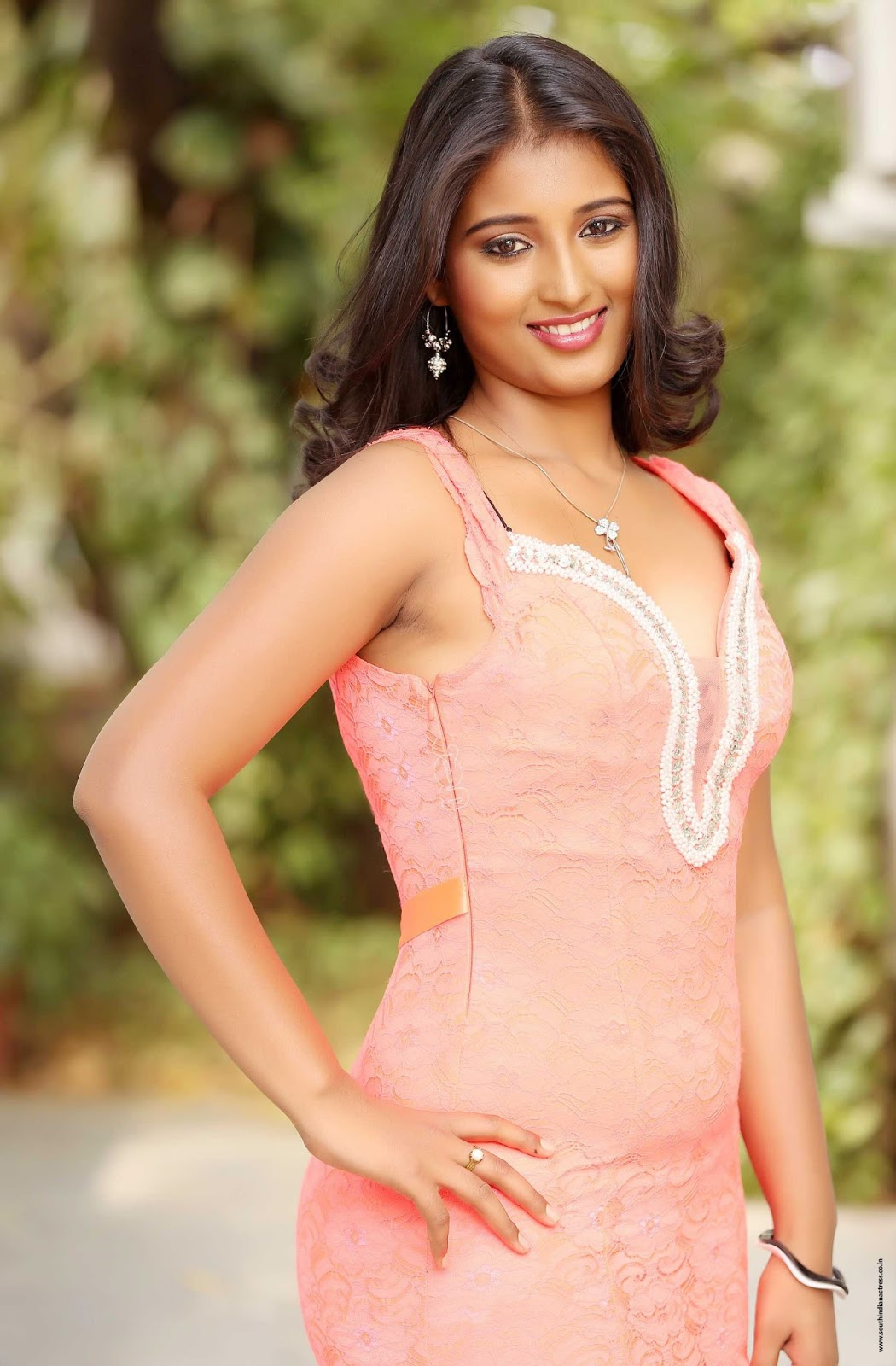 Teja Reddy Hot Photoshoot Stills - South Indian Actress-8845