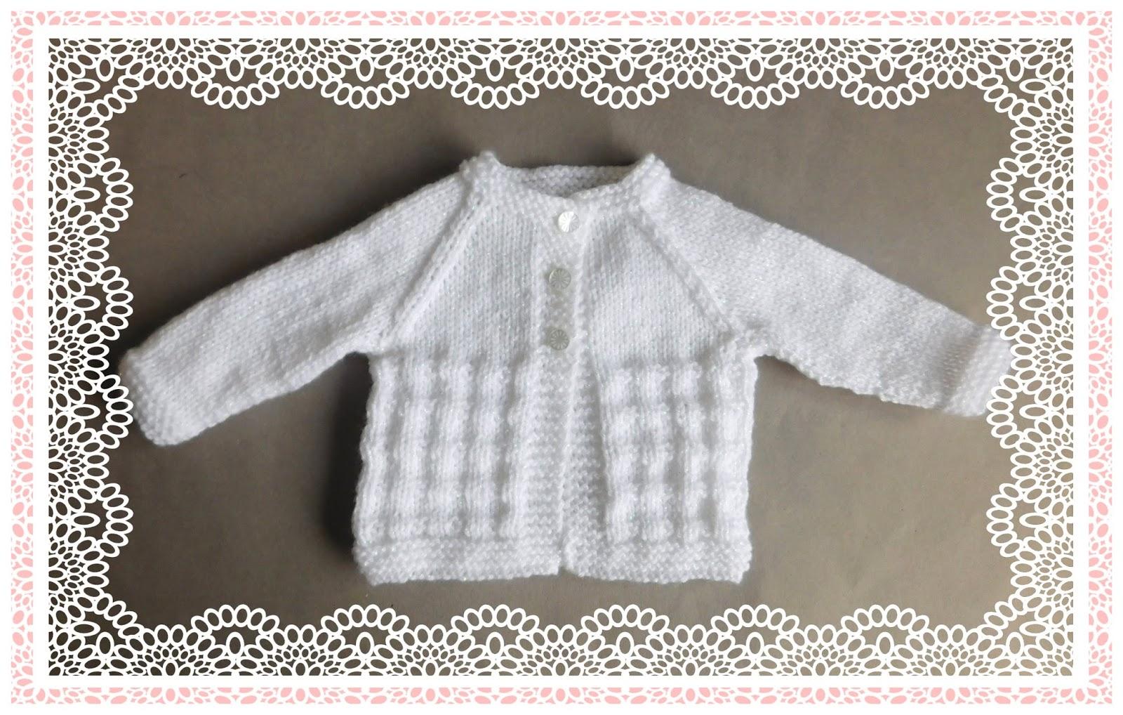 Marianna\'s Lazy Daisy Days: Charlie Baby Cardigan Jacket
