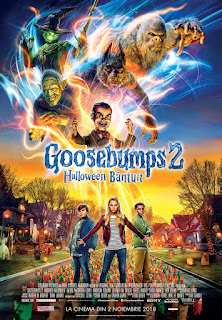 Goosebumps 2: Halloween bantuit (2018) online subtitrat