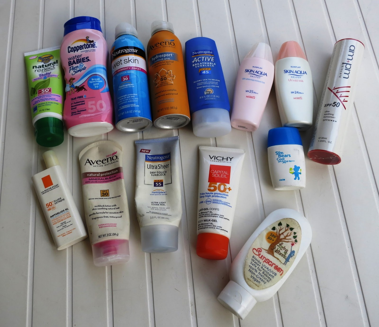 The Effort Behind The Girl My Sunscreen Collection