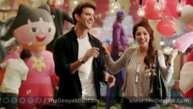 Kaabil Hoon Guitar Hindi song  movie Kaabil starring Hrithik Roshan, Yami Gautam