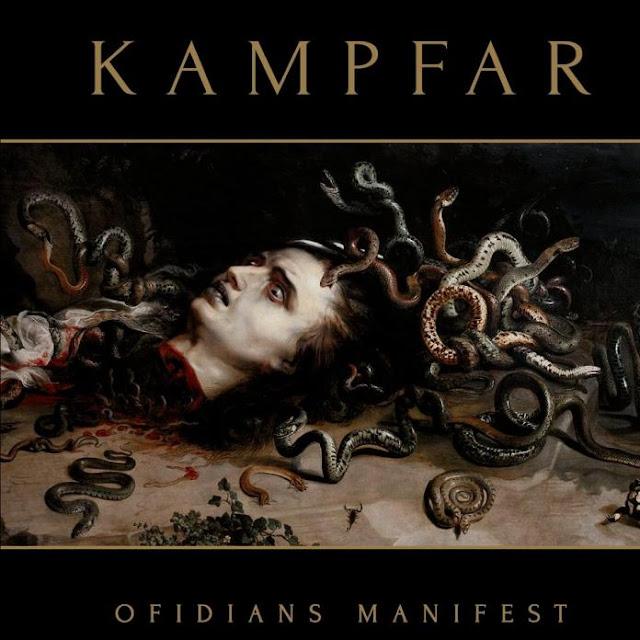 挪威異教黑金 Kampfar 專輯新曲影音樂 Ophidian 1