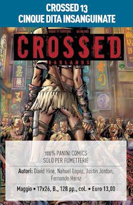 Crossed #13