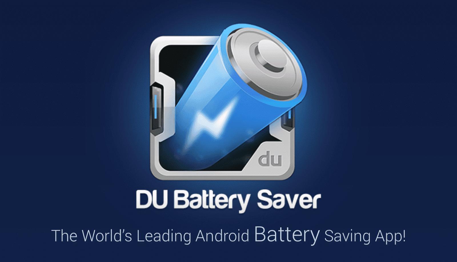 du battery saver apk 2.3.6