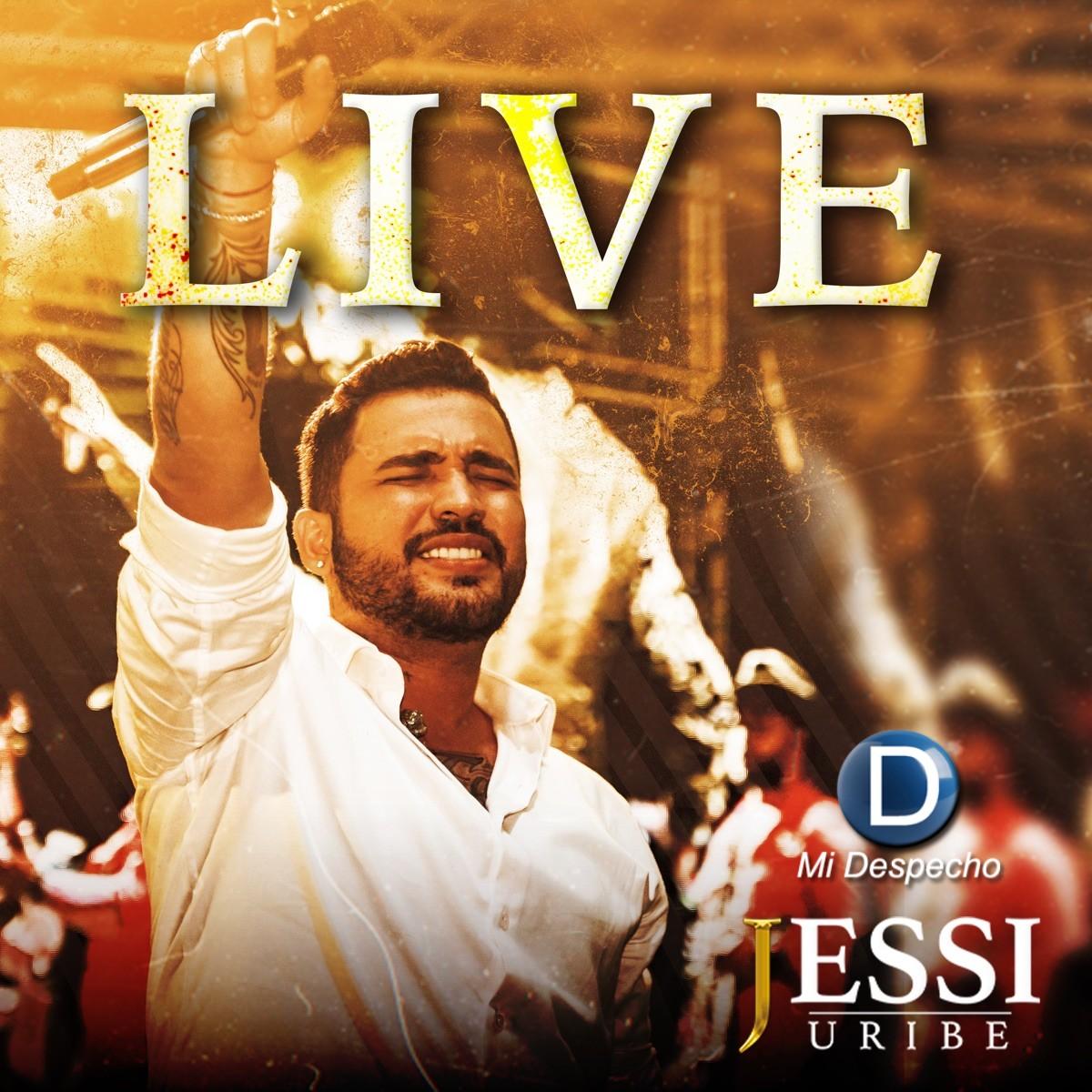 Jessi Uribe Live Frontal