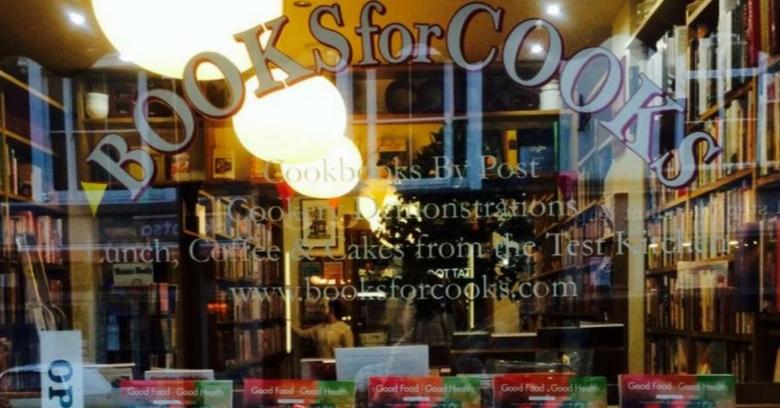 Books For Cooks, la cucina si trasferisce in libreria