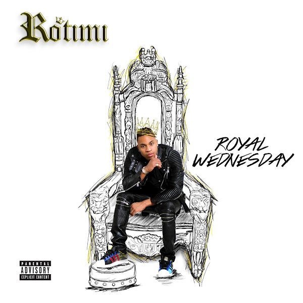 Rotimi - Royal Wednesday - EP Cover