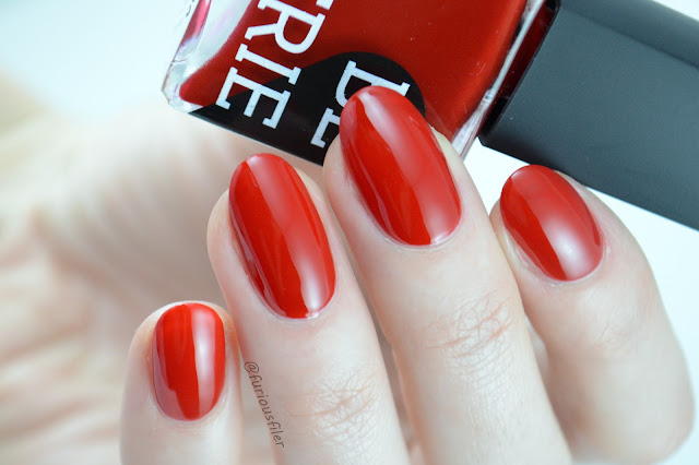 ncla friends swatch furious filer review valentine's day