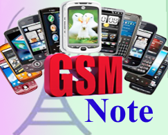 GSM Note