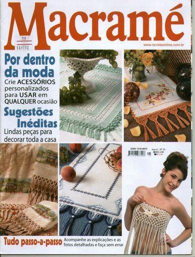 Macramé Revista