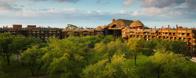 Hotel Disney´s Animal Kingdom Lodge em Orlando