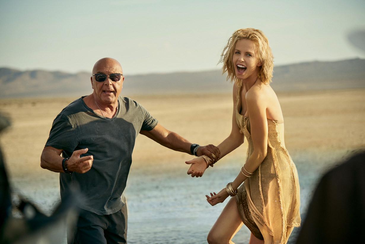J'adore - Charlize Theron y Jean-Baptiste Mondino 2016