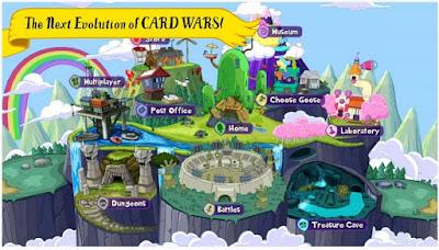 Card Wars Kingdom V1.0 Apk